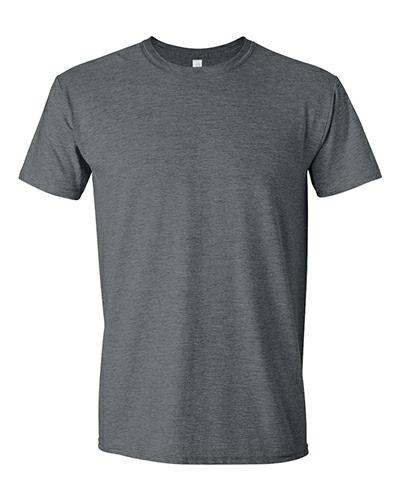 Custom Printed Gildan Softstyle T Shirt
